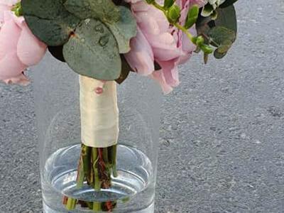 Svadobné kytice 1
