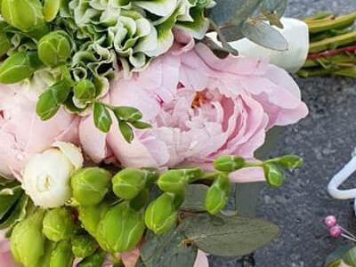 Svadobné kytice 3