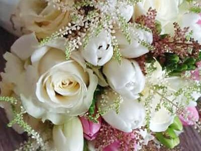 Svadobné kytice 4