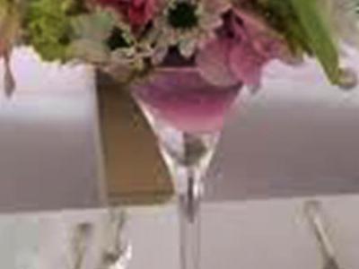 Svadobná kvetinová výzdoba 9
